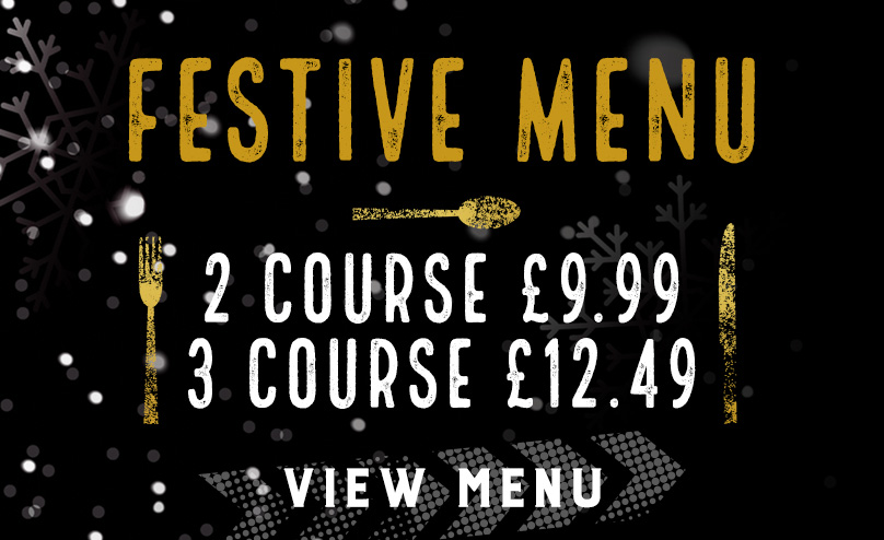 Festive Menu at The Oak