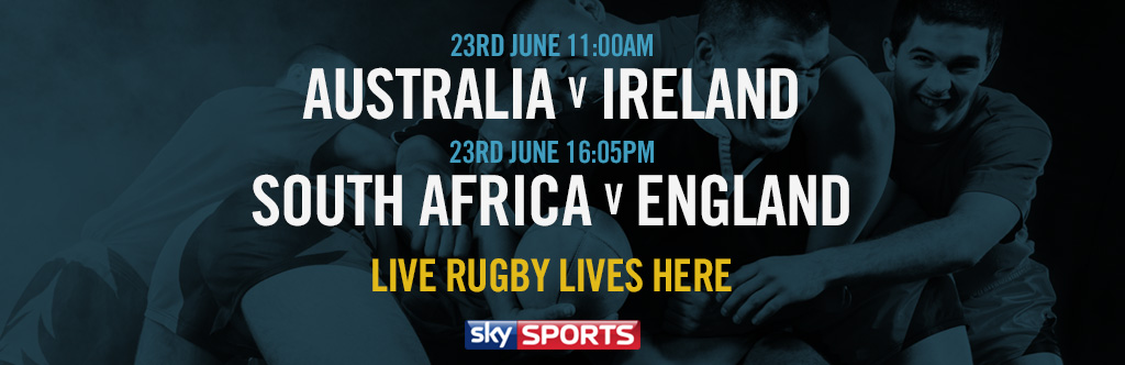 Live Rugby at The Oak