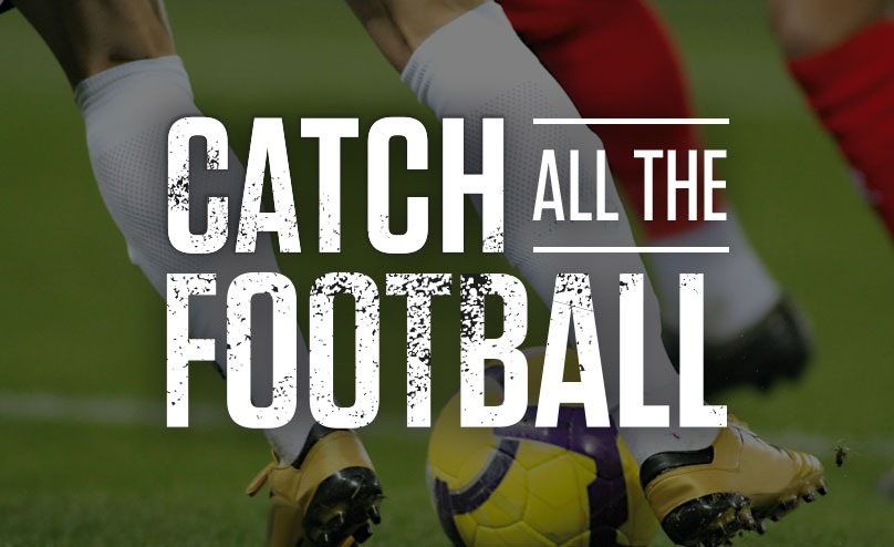 Watch Football at The Oak