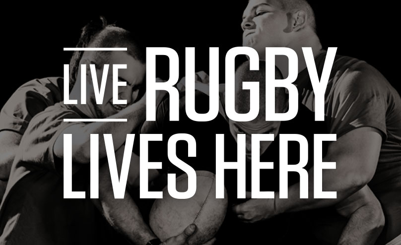 Watch Rugby at The Oak