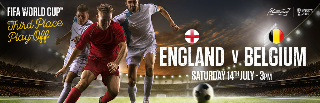 England Football live at The Oak