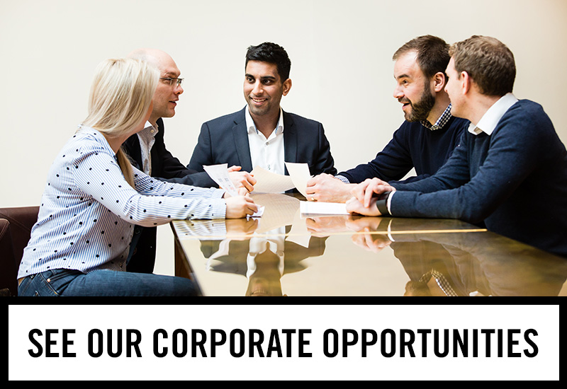 Corporate opportunities at The Oak