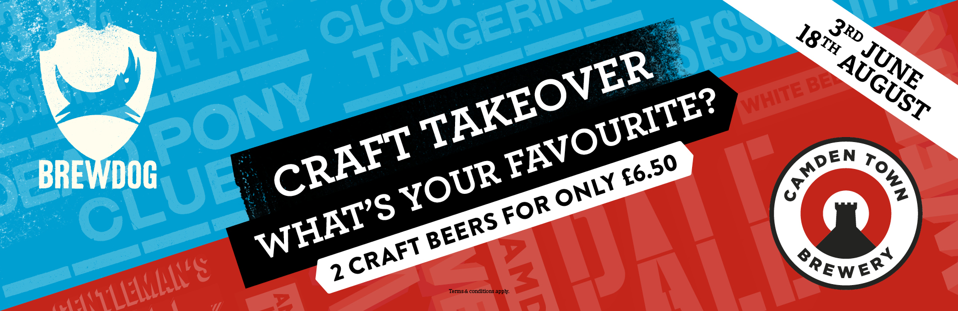 Craft Takeover at The Oak