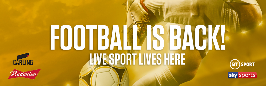 Watch live football at The Oak